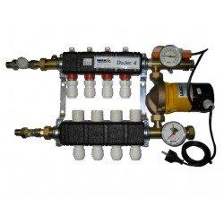 Unidad reguladora de agua caliente DoJet